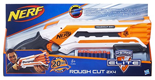 Hasbro Nerf Rough Cut 2x4, A1691EU4