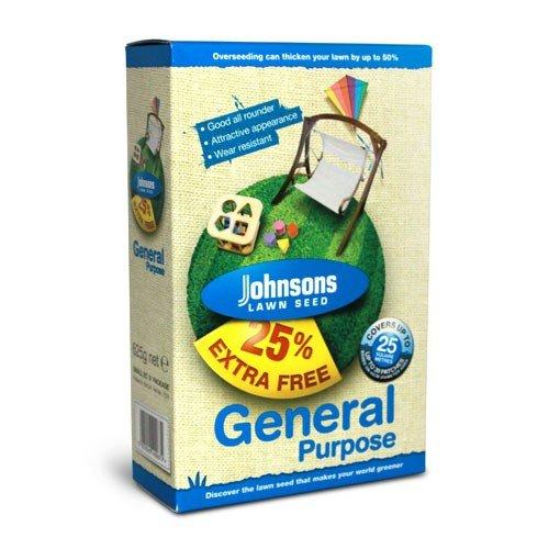 Johnsons 560680 Engrais pour gazon usage général 500 g
