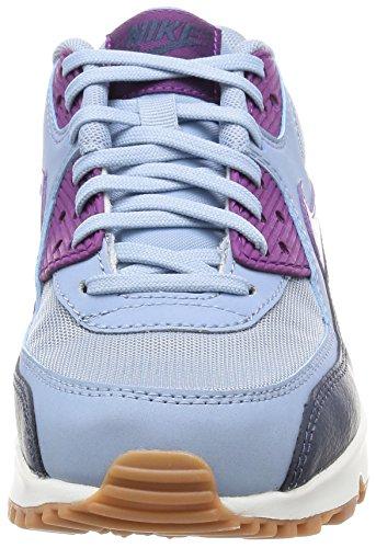 Nike 616730-403, Chaussures de Sport Femme Bleu