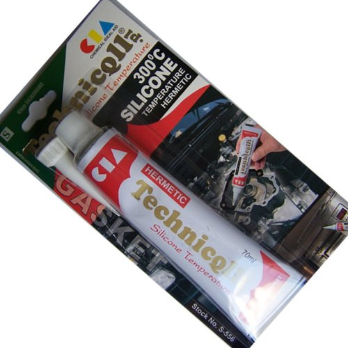 black-high-temperature-silicone-adhesive-sealant-70ml-heat-resistant-300c-new
