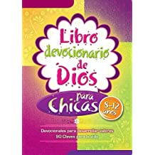 Libro Devocionario de Dios Para Chicas = God\'s Little Devotional Book for Girls
