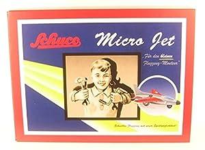 Schuco Dickie 450178200Micro Jet Super Sabre BS, Vehículo