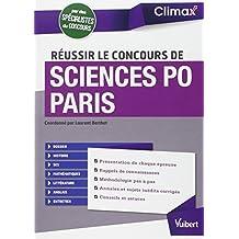 Réussir le concours de Sciences Po Paris