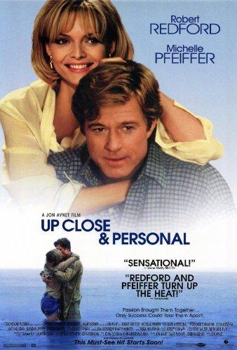Up cierre y Personal Póster de película 27 x 40 en - 69 cm x 102 cm Michelle Pfeiffer Robert Redford Kate Stockard Nelligan specialcasedesign Joe Mantegna Glenn Plummer