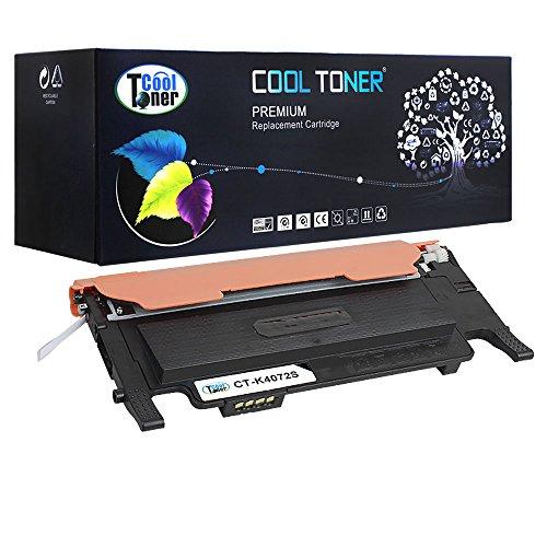 Preisvergleich Produktbild Cool Toner Kompatibel CLT-K4072S/ELS (K4072S) Toner für Samsung CLP-320 CLP-320N CLP-325 CLP-325W CLX-3180 CLX-3185 CLX-3185FN CLX-3185FW CLX-3185N (schwarz, 1500 Seiten)