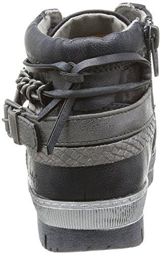 100 By 600100 schwarz Damen Schwarz Gerli Sneakers Hohe 35ne212 Dockers wptRzdxx