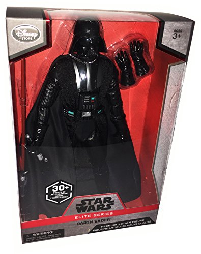 DISNEY STAR WARS Elite Series Premium Action Figur, ca.30cm - DARTH VADER