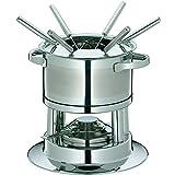 Küchenprofi 21 3200 28 00 - Juego de fondue, color plateado