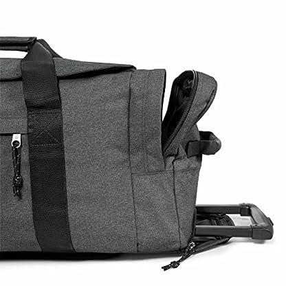 Eastpak Leatherface S Equipaje de ruedas, 38 litros
