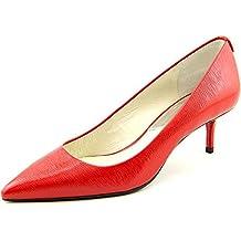 Camidy - Danseurs Jaune Rouge Femme Synthétique 38,5 (6 Uk)
