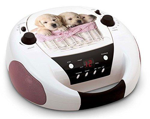 bigben-lecteur-cd-radio-portable-motif-chien