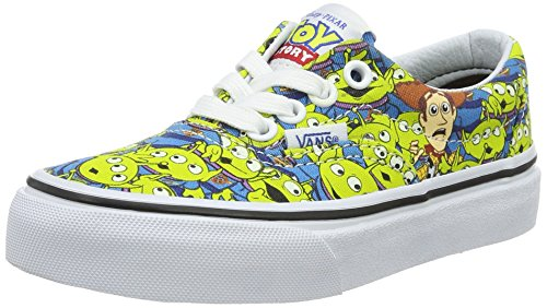 Vans Era, Baskets Basses Mixte Enfant Multicolore (Toy Story)
