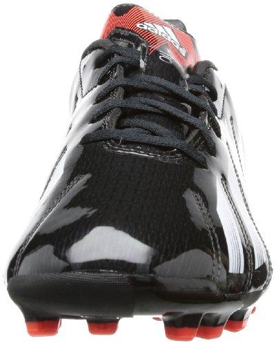 adidas F10 TRX AG Q33864 Herren Fußballschuhe Schwarz (Black 1 / Running White Ftw / Infrared)