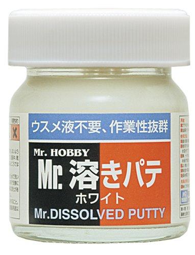 Mr. Dissolved Putty