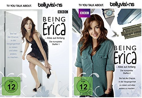 Being Erica Staffel 3 (3 DVDs)