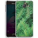 Samsung Galaxy A3 (2016) Housse Étui Protection Coque Fougère Jungle Forêt