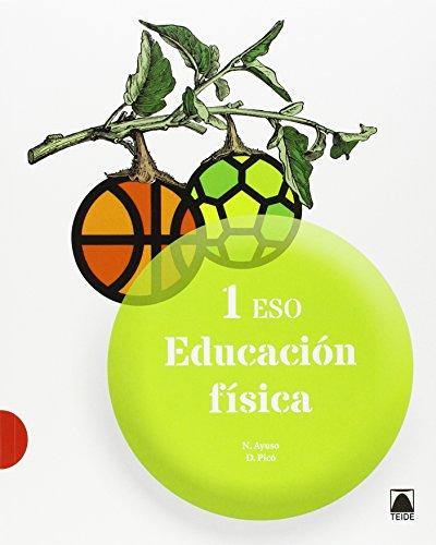 Educación Física 1 ESO - 9788430790388 por Neus Ayuso Guinaliu
