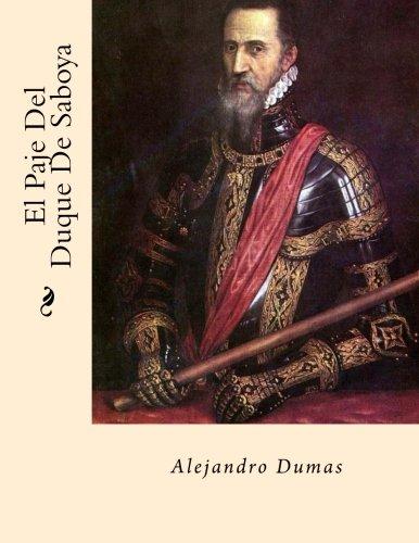 El Paje Del Duque De Saboya descarga pdf epub mobi fb2
