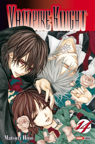 Vampire Knight Edition simple Tome 14