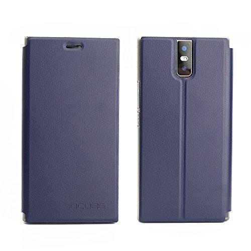 OUKITEL K3 Hülle, OCUBE Luxus-Telefon-Kasten-Abdeckung für OUKITEL K3 Weiches PU-Leder-schützendes Telefon-Shell Anti-Schock Vollschutz