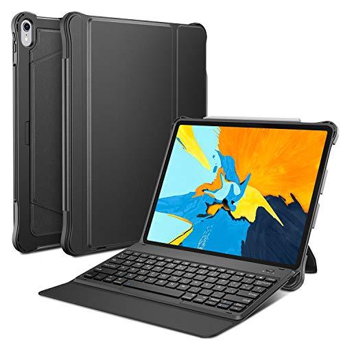 OMOTON Funda con Teclado para iPad Pro 12.9 2018