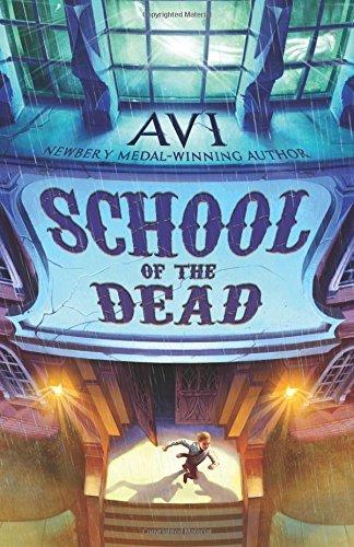 School of the Dead by Avi (2016-06-21)