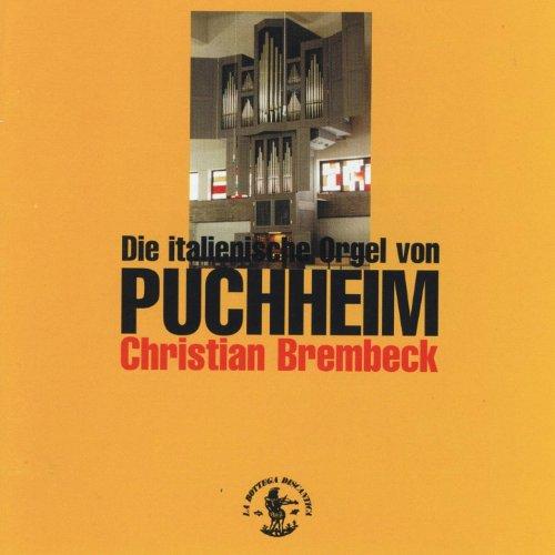 Die italienische Orgel von Puchheim Dell'Orto e Lanzini (Kathedral Pfarrkirche St. Joseph, Puchheim, Germany)