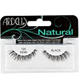 Ardell Fashion Lashes Natural Strip Lash, Black [120] 1 ea ( Pack of 8)
