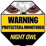 Best Night Owl Security Outdoor Securities - Night Owl Security A-GYSS Reflective Outdoor Yard Stake Review