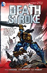 Deathstroke Vol. 1: Legacy (The New 52) by Kyle Higgins (2012-08-14)