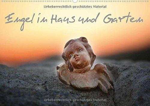 Engel in Haus und Garten (Wandkalender 2015 DIN A2 quer): Engel begleiten Sie durch das Jahr. Liebevoll inszeniert die Fotografin Sophie Tiller die Haus und Garten. (Monatskalender, 14 Seiten) -