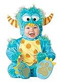 Kenmont Niñito Bebé Infantil Mameluco Animal Disfraz Monos Photo Prop Trajes Navidad Víspera de Todos los Santos Desgastar Bodysuits (Los Pitufos, 80)