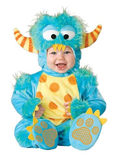 Kenmont Kleinkind Baby Säugling Spielanzug Tier Kostüm Overalls Foto-Prop Outfits Weihnachten Halloween Outwear Bodys (Die Schlümpfe, 90)