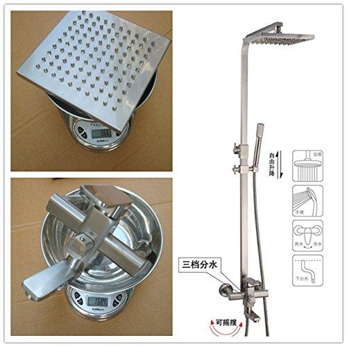 serie-antico-doccia-rubinetto-spazzolato-rame-saldatura-rame-doccia-set-tubo-dacciaio