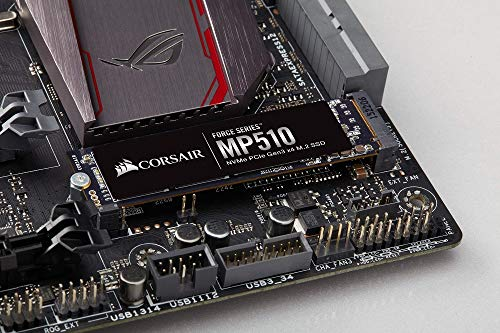 Corsair Force MP510 240 GB NVMe PCIe Gen3 x4...
