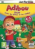 Adibou joue avec les chiffres et les lettres 4-5 ans...