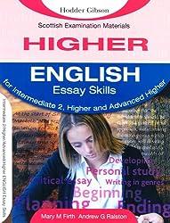 English Essay Skills for Intermediate 2, Higher and Advanced (SEM)
