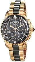 Certina Damen-Armbanduhr XS Chronograph Quarz Edelstahl C014.217.33.051.00