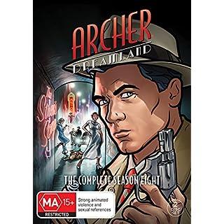 Archer - Season 8 DVD
