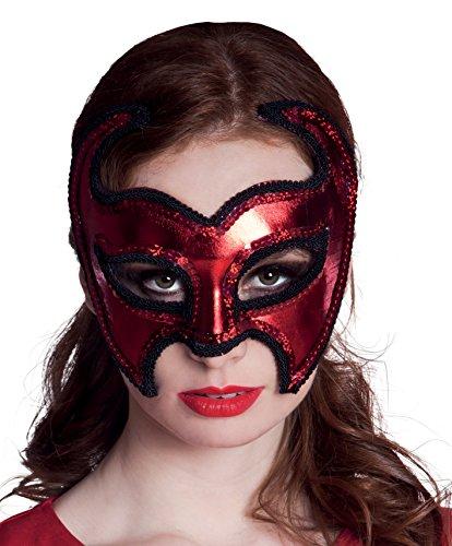 Boland 72025 - Maske Teufel