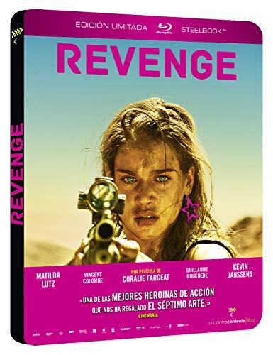 Revenge: Edición Steelbok