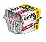 Energizer - Confezione da 26 batterie alcaline MAX LR03 AAA, 50% in più di prestazioni, Family Pack