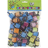Ayush party Poppers, Pack of 50