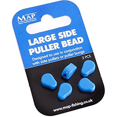 New MAP Large Side Puller Beads Pole Match Fishing Elastics Side Puller Bush by MAP