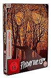Locandina Venerdì 13 - Mondo Steelbook  ( Blu Ray)