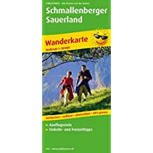 Schmallenberger Sauerland: Wanderkarte mit Nebenkarte Oberhundem - Wingeshausen, Ausflugszielen, Einkehr- & Freizeittipps, wetterfest, reissfest, abwischbar, GPS-genau. 1:30000 (Wanderkarte / WK)