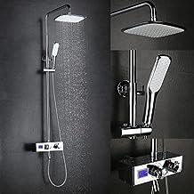 Colonna doccia termostatica da parete - Kinse® Set Doccia completo