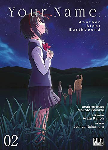 Your Name Another Side : Earthbound Edition simple Tome 2