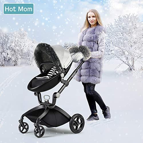 Winter Kits pour poussette Hot Mom (F022) image0
