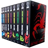 Alex Rider Pack Collection, 9 books, RRP £62.91 (Scorpia Rising, Stormbreaker, Point Blanc, Skeleton Key, Eagle Strike, Scorpia, Ark Angel, Snakehead, Crocodile Tears) (Alex Rider)